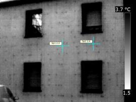 Gebäudethermografie Willich Viersen Neuss Mönchengladbach Krefeld Düsseldorf
